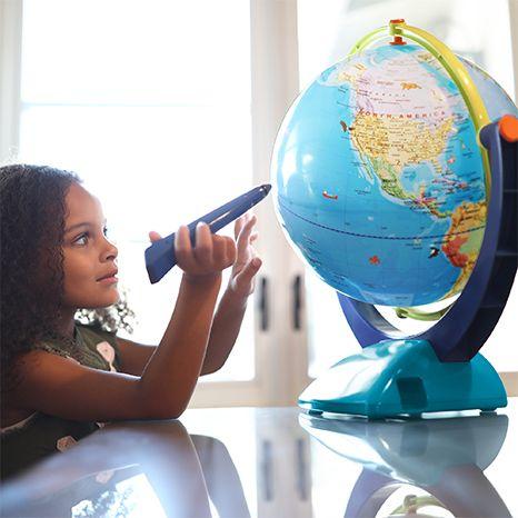 geosafari® jr. talking globe™ | gifts for little hands