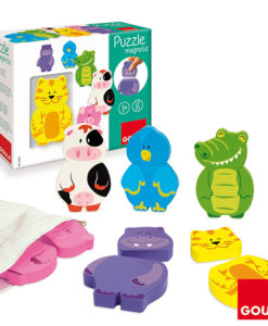 Goula Magnetic Animals Puzzle sold by Gifts for little hands
