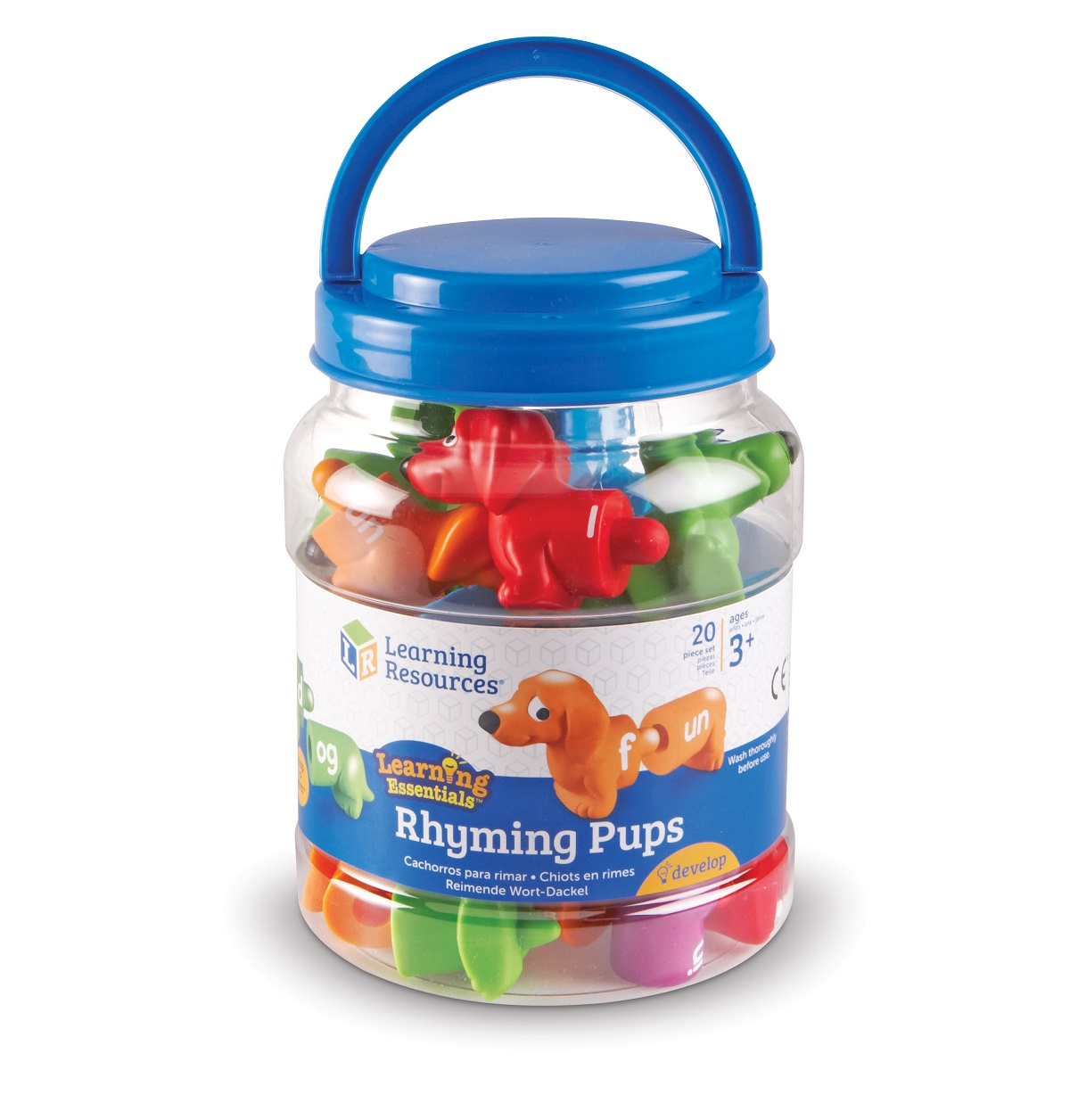 Snap n Learn Rhyming Pups sold by Gifts for little hands