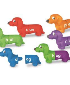 Snap n Learn Rhyming Pups