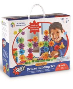Gears! Gears! Gears! Beginner's Building Set sold by Gifts for little hands