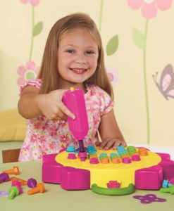 Design & Drill Flower Power Studio™ sold by Gifts for little hands