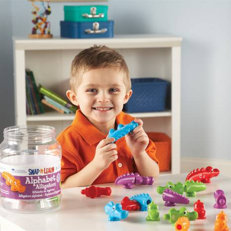 Educational toys from gifts for little hands