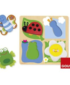 Goula Countryside Fabric Puzzle - 2