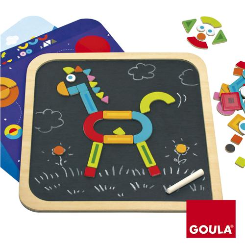 Goula Magnetic Activities - 2