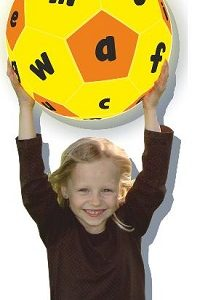 Hands-on Play and Learn Lowercase abc Fabric Ball sold by Gifts for Little Hands