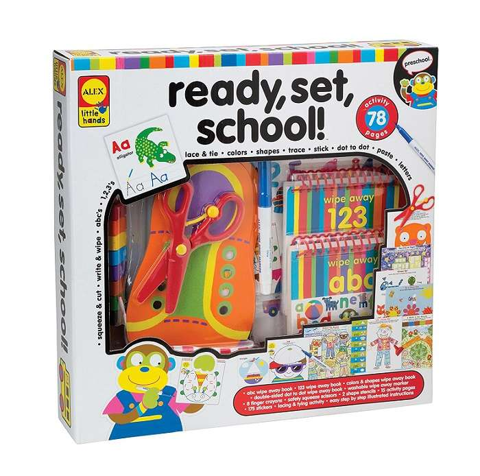 Ready, Set, School sold by gifts for little hands
