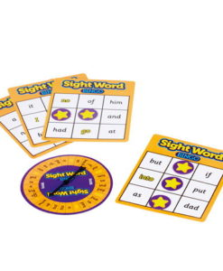 Sight Word Bingo sold by Gifts for Little Hands
