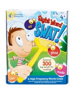 Sight Word Swat sold by Gifts for Little Hands