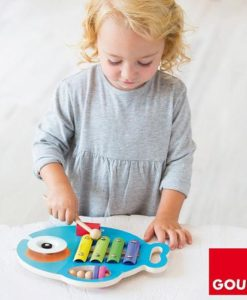 Goula Glupi Musical 3 in 1 sold by Gifts for Little Hands