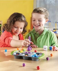 Mini Muffin Match Up Maths Activity Set sold by Gifts for Little Hands