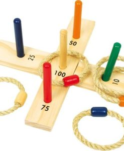 Ring Throwing Game sold by Gifts for Little Hands