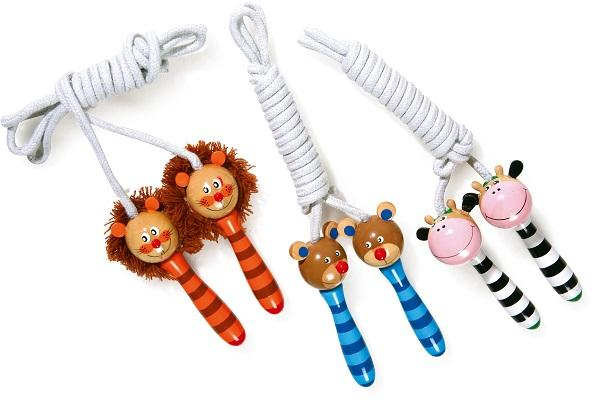 Skipping Rope Animals - Lion sold by Gifts for Little Hands