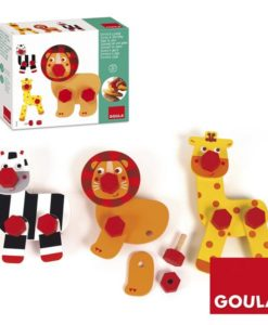 Goula Animals Twist and Play sold by Gifts for Little Hands
