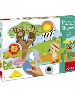 Goula Puzzle Shapes sold by Gifts for Little Hands