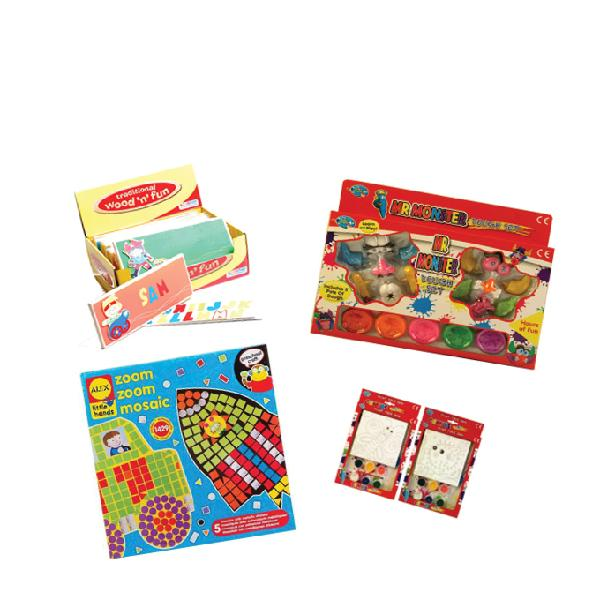 Boys Arts and Crafts Bundle sold by Gifts for Little Hands