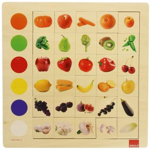 Goula Colour Association Puzzle - 1