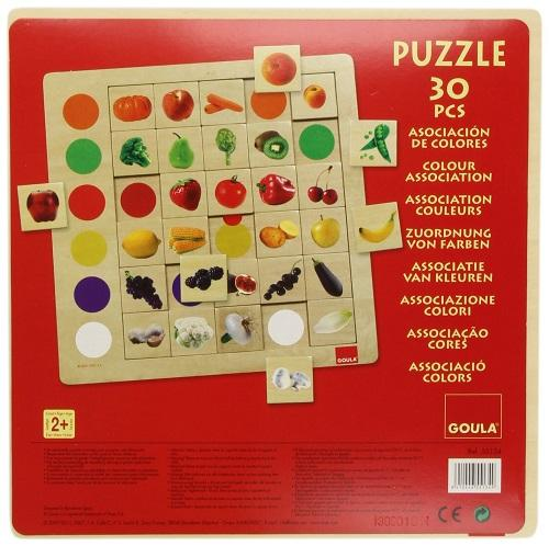 Goula Colour Association Puzzle -2