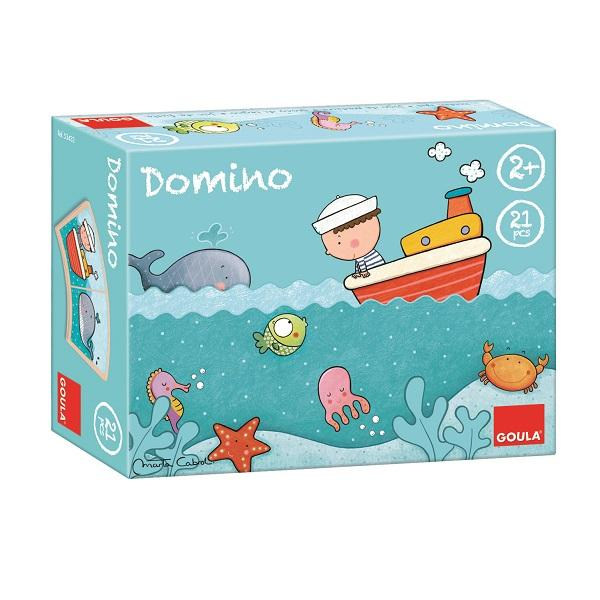 Goula Domino Oscar at Sea sold by Gifts for Little Hands
