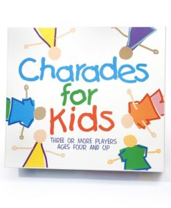 Charades for Kids sold by Gifts for Little Hands