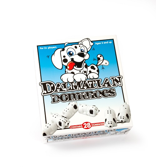 Dalmatian Dominoes sold by Gifts for Little Hands