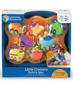 Build & Spin Little Cruisers - 2