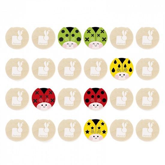 Coccicolor Memory Game -2