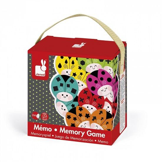 Coccicolor Memory Game sold by Gifts for Little Hands