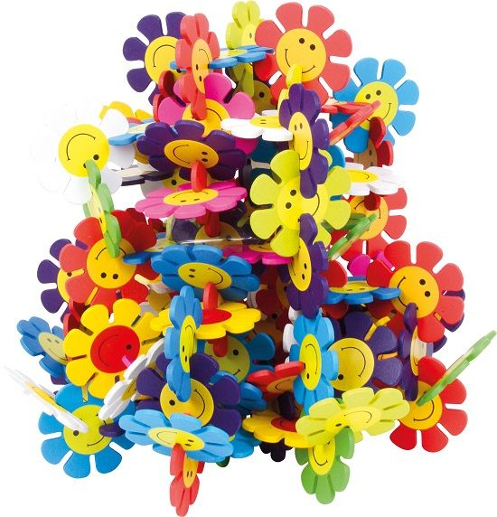 Chain-up Flower Game sold by Gifts for Little Hands