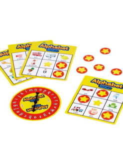 Alphabet Bingo sold by Gifts for Little Hands