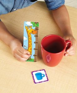 Measurement Activity Set sold by Gifts for Little Hands