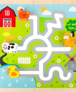 Farm Row Puzzle sold by Gifts for Little Hands