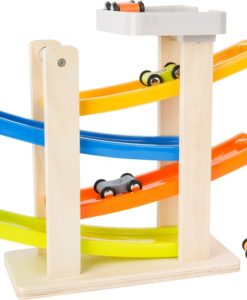 Racetrack with Parking Level sold with Gifts with Little Hands