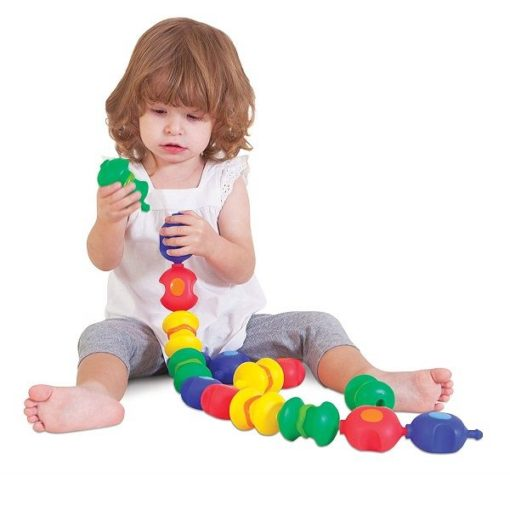 Children's Original Snap Beads sold by Gifts for Little Hands