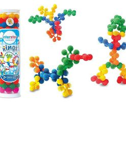 Interstar Building Rings 18 Piece Set sold by Gifts for Little Hands
