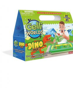 Gelli Worlds Dinosaur Pack sold by Gifts for Little Hands