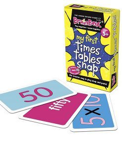 My First Times Tables Snap sold by Gifts for Little Hands