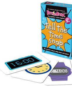 Tell the Time Snap sold by Gifts for Little Hands